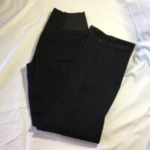 DJ2 by Diane Gilman black elastic waistband NWOT.